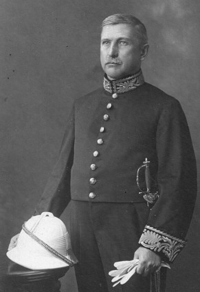 Friedrich Oscar Oertel (Frederik Oscar Lechmere-Oertel)