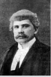 Carl Hermann Oertel    Barrister at Law in Lahore