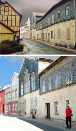 Eisenhardt's Lokal in Mühlhausen Thüringen