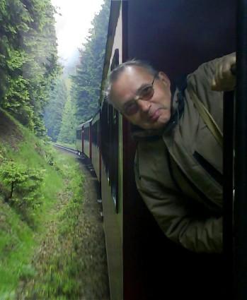 Fahrt mit der Harzquerbahn