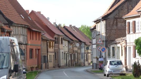 Altstadt Heringen Helme