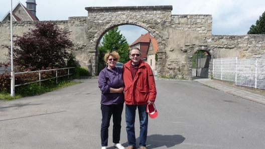 Ellrich Stadtmauer