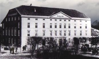 Berliner Hof in Mühlhausen, Schauspielhaus