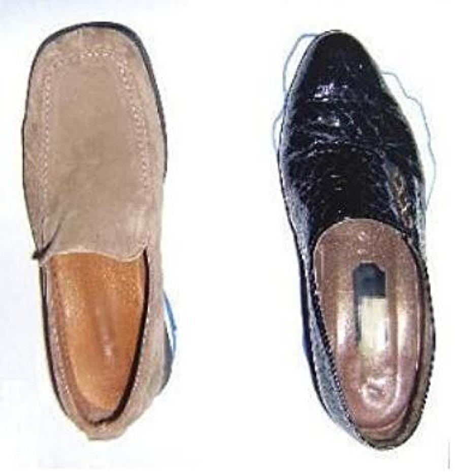 Schuhe weiten eine Nummer größer machen enge Schuhe weiten Schuhe drücken Schuhe zu klein Schuhgröße