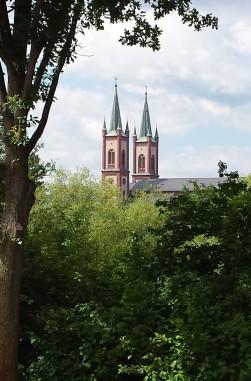 St Johanneskirche Taunusdom Kirdorf