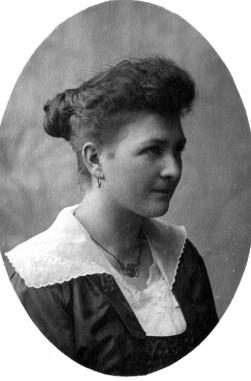 Elsa Martin aus Schönbach Kreis Asch